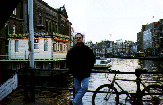 Амстердам - люблю